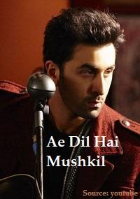 Ae Dil Hai Mushkil Song Lyrics