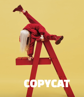 COPYCAT Lyrics