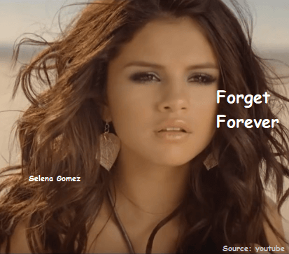 Forget Forever Song Lyrics