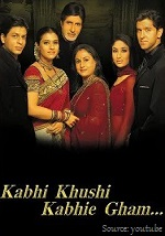 Kabhi Kushi Kabhie Gham Song Lyrics