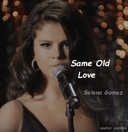Same Old Love Song Lyrics