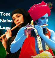 Tose Naina Lage Song Lyrics