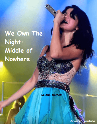 Middle Of Nowhere Song Lyrics