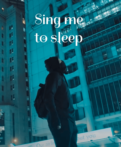 Sing Me to Sleep Lyrics