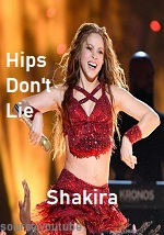 Hips Don't Lie Song Lyrics