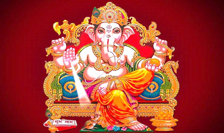 Shree Ganesh Aarti Lyrics