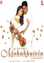 Mohabbatein Movie - Lyricsaio